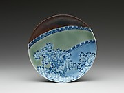 Dish with Cherry Blossoms