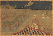 Life of the Buddha: Abandoning Palace Life