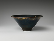 Tea Bowl with Hares-Fur Decoration