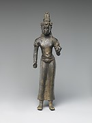 Standing Bodhisattva Maitreya or Manjushri(?)
