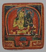 Initiation Card (Tsakalis): Amoghasiddhi