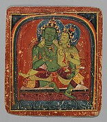 Initiation Card (Tsakalis): Vajrapani