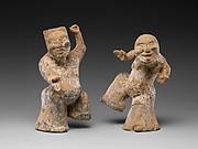 Rustic Dancers