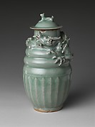 Urn with Dragon and Dog