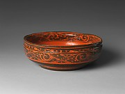 Bowl with Geometric Designs