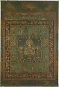 Mandala of Hannya Bosatsu