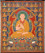 Yong Zin Khon Shogpel: Seventh Abbot of Ngor Monastary (Sakya Sect)