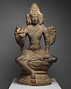 Shiva as Mahesha