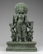 Four-Armed Goddess, possibly Sarada