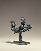 Finial in the Form of an Apsara