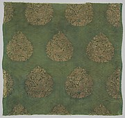 Textile with Swan Hunt