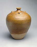 Large Incised Jar