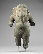 Standing Ganesha