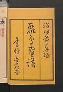 Picture Album of Various Birds (Shūchō gafu)