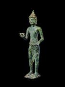 Bodhisattva, possibly Maitreya