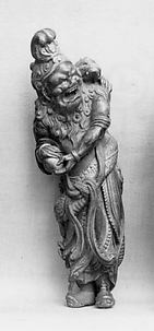 Netsuke of Ryūjin, Dragon King of the Sea