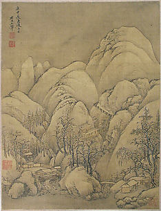 Landscape after Li Cheng