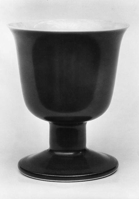 Stem Cup (one of a pair)