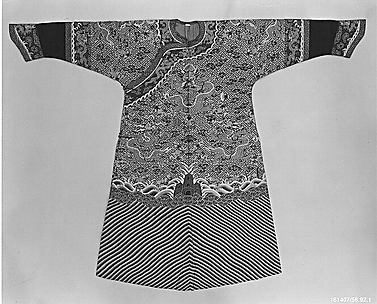 Empress&#39;s Twelve-Symbol Robe
