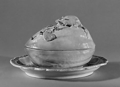 Melon Shaped Tureen