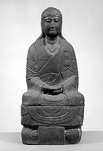 Bodhidharma Seated in Meditation
