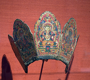 Five-Panel Ritual Crown