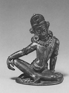 Seated Indra