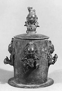 Five-Headed Linga
