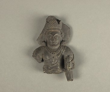 Upper Portion and Head of Vishnu