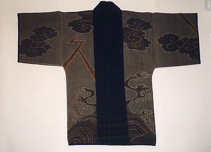 Jacket with Dragon and Mount Fuji