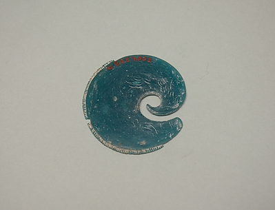 Pair of Spiral-Shaped Earrings
