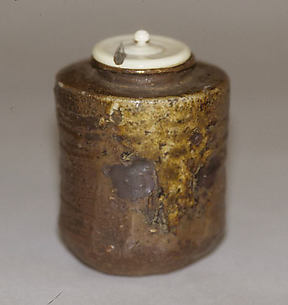 Tea jar with cover