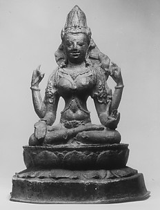 Prajnaparamita (The Buddhist Goddess of Transcendent Wisdom