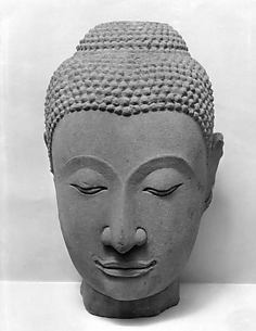 Head of Gautama Buddha