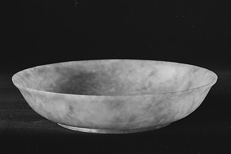 Saucer-Shaped Dish