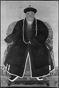 Portrait of a Manzhu Official