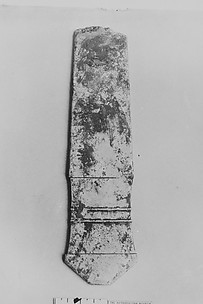 Upper Part of a Dagger