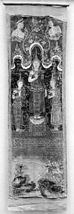 Buddha with Two Attendants (?)