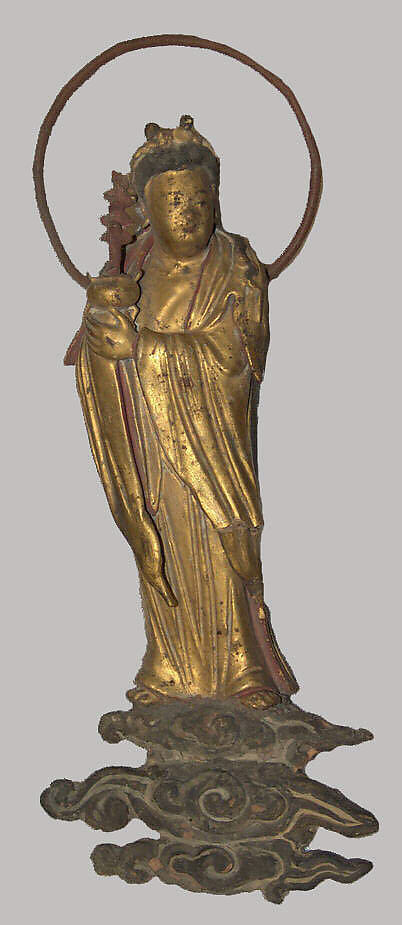 Figure of Attendant Deity