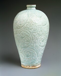 Vase in Meiping Shape