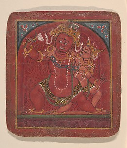 Initiation Card (Tsakalis): Hayagriva