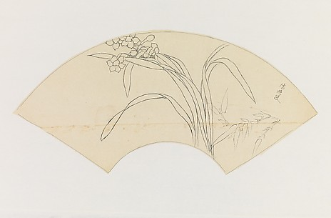 Flowering Plant after Chen Hongshou