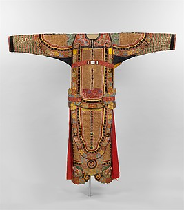 Theatrical Costume for the Role of a Warrior