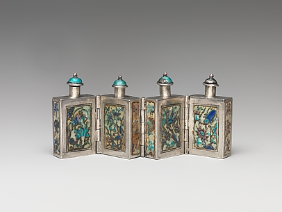 Hinged Snuff Bottles
