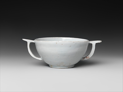 Wine Cup with Ear Handles