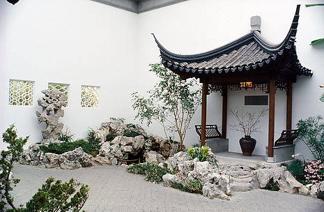 The Astor Chinese Garden Court