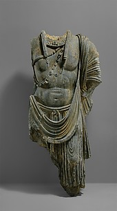 Torso of a Bodhisattva