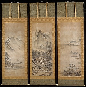 Eight Views of Xiao Xiang