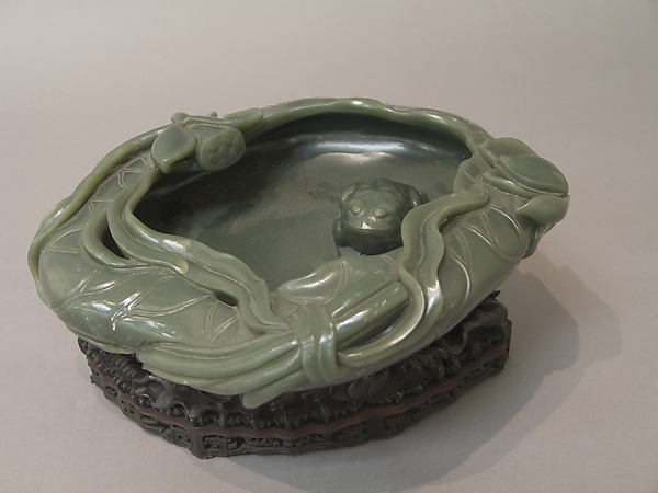 Lotus-Leaf Dish