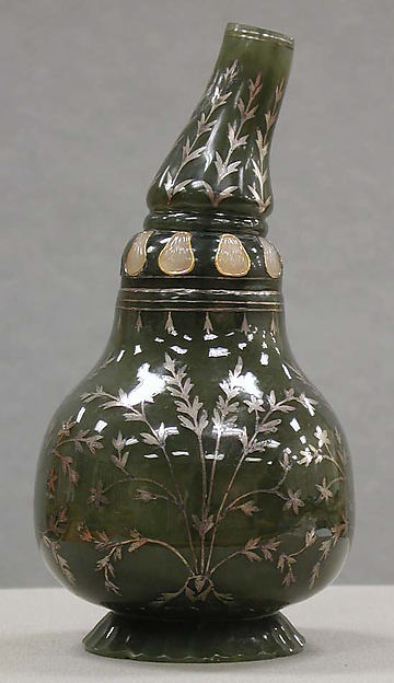Bottle in the Shape of a Gourd